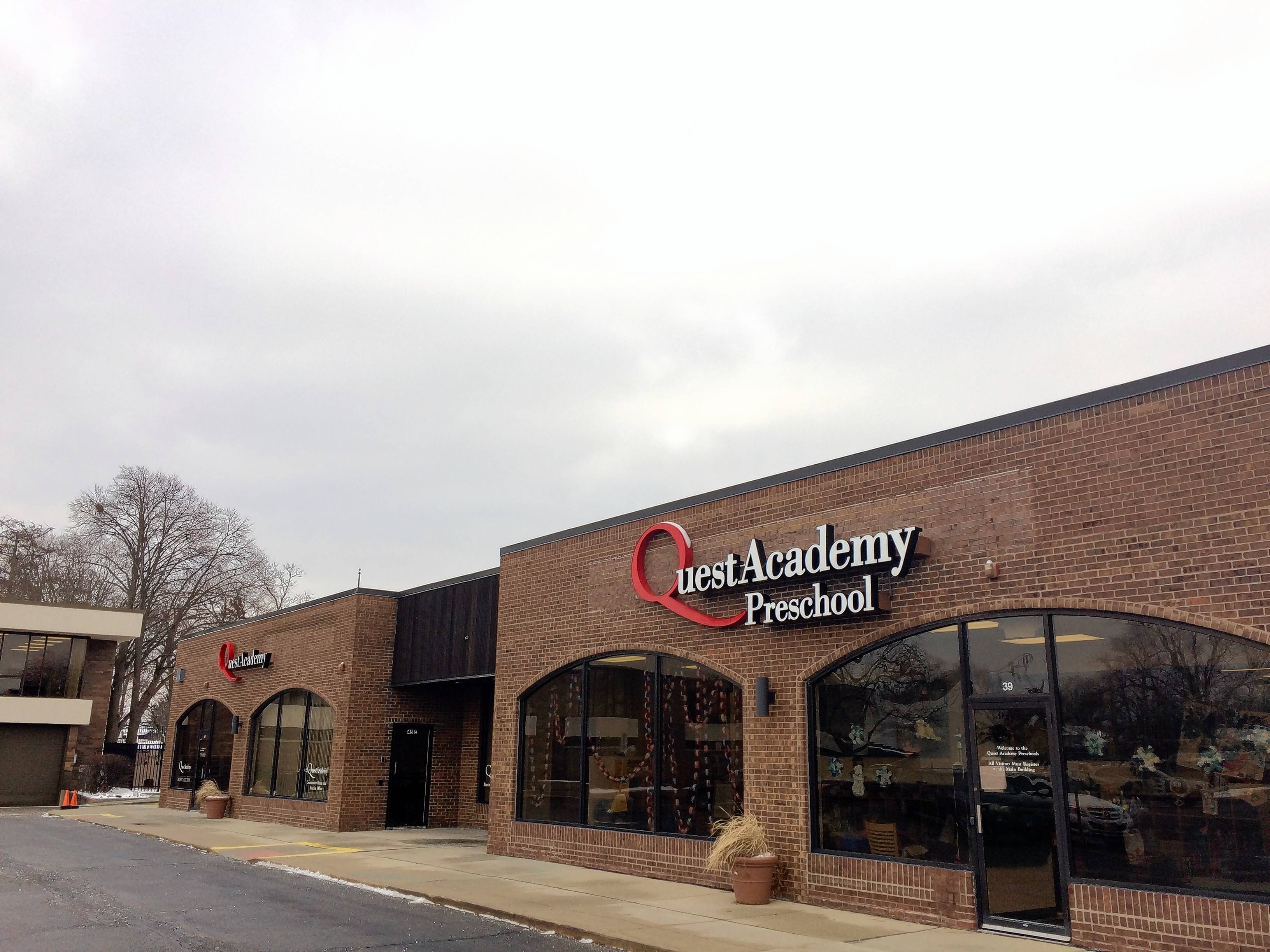 Quest Academy in Palatine wants to open a children's museum next to its preschool at Palatine Centre on Northwest Highway, between Smith and Benton streets.