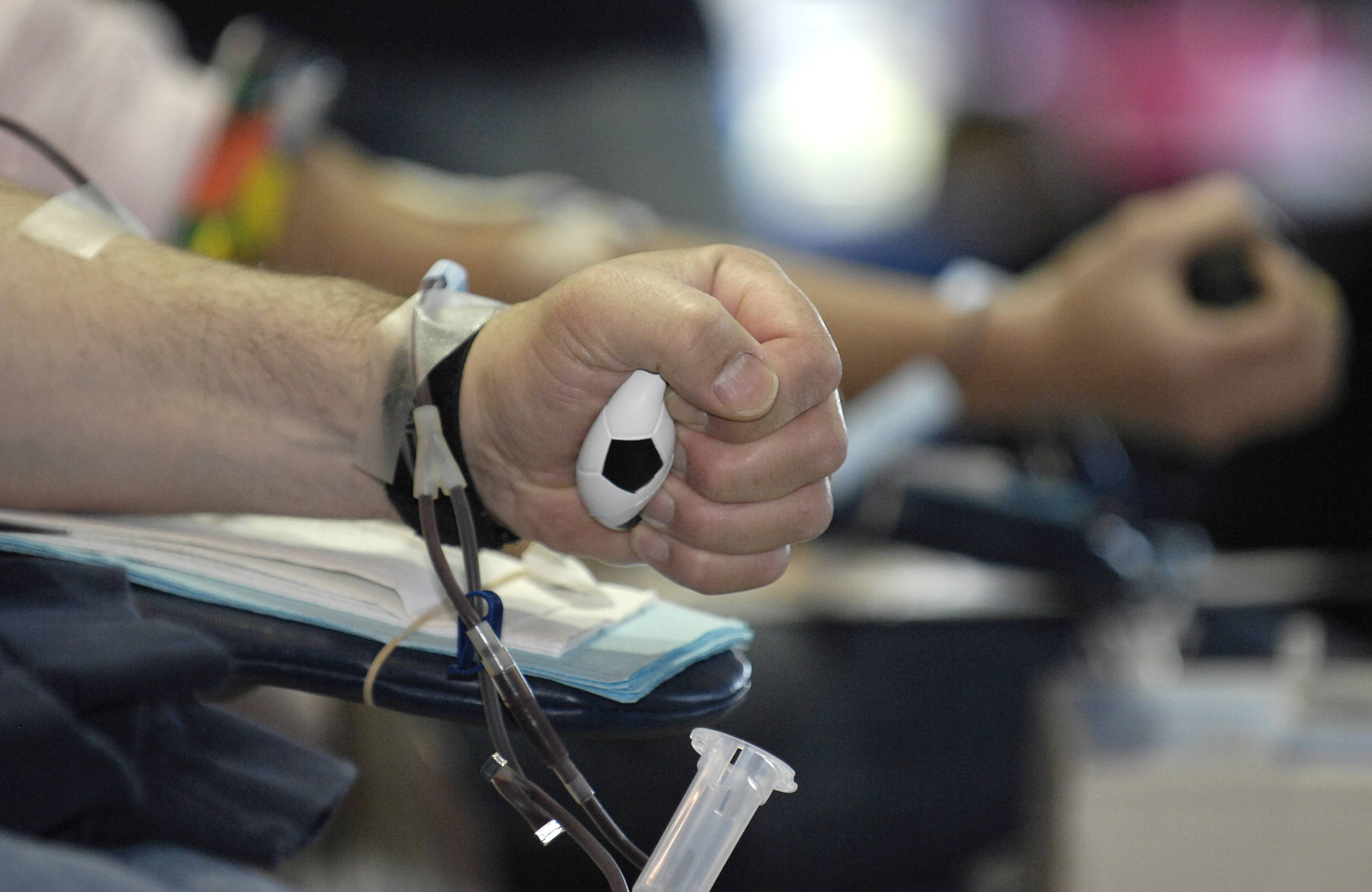 The Algonquin Area Public Library invites residents to sign up for a blood drive on Wednesday, Jan. 30. Every day, Heartland Blood Centers needs at least 600 donors to meet the demand from hospitals.