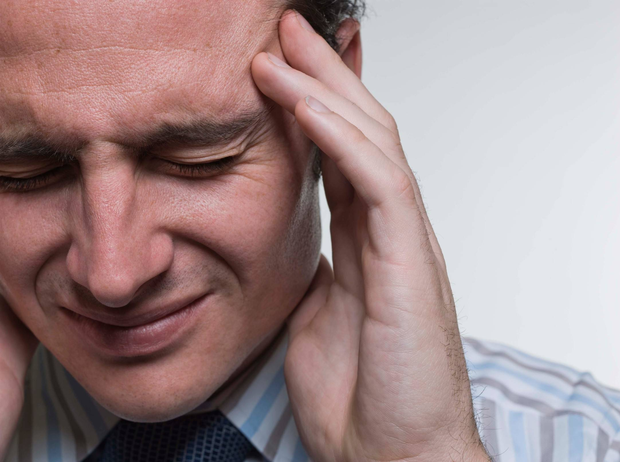 The effects of chronic stress can damage your body