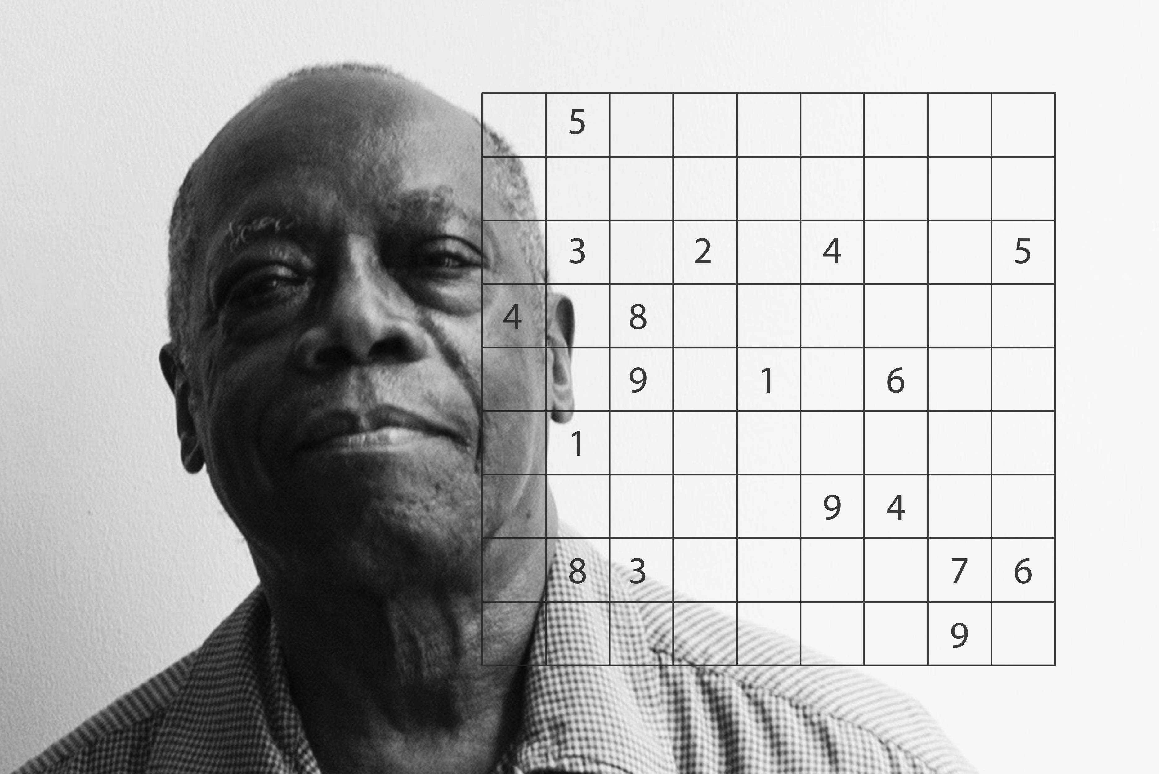 "Jazz drummer Andrew Cyrille's new album ""Lebroba"" is a recording of largely improvised, occasionally unmetered tunes — what Washington Post music critic Chris Richards calls ""sudoku jazz."""