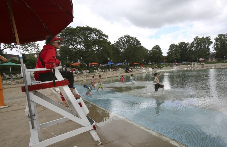 Centennial Beach dealt with a shortage of lifeguards last year, so Naperville Park District officials are increasing their recruitment to ensure the facility has at least 50 guards on staff by its opening in May.