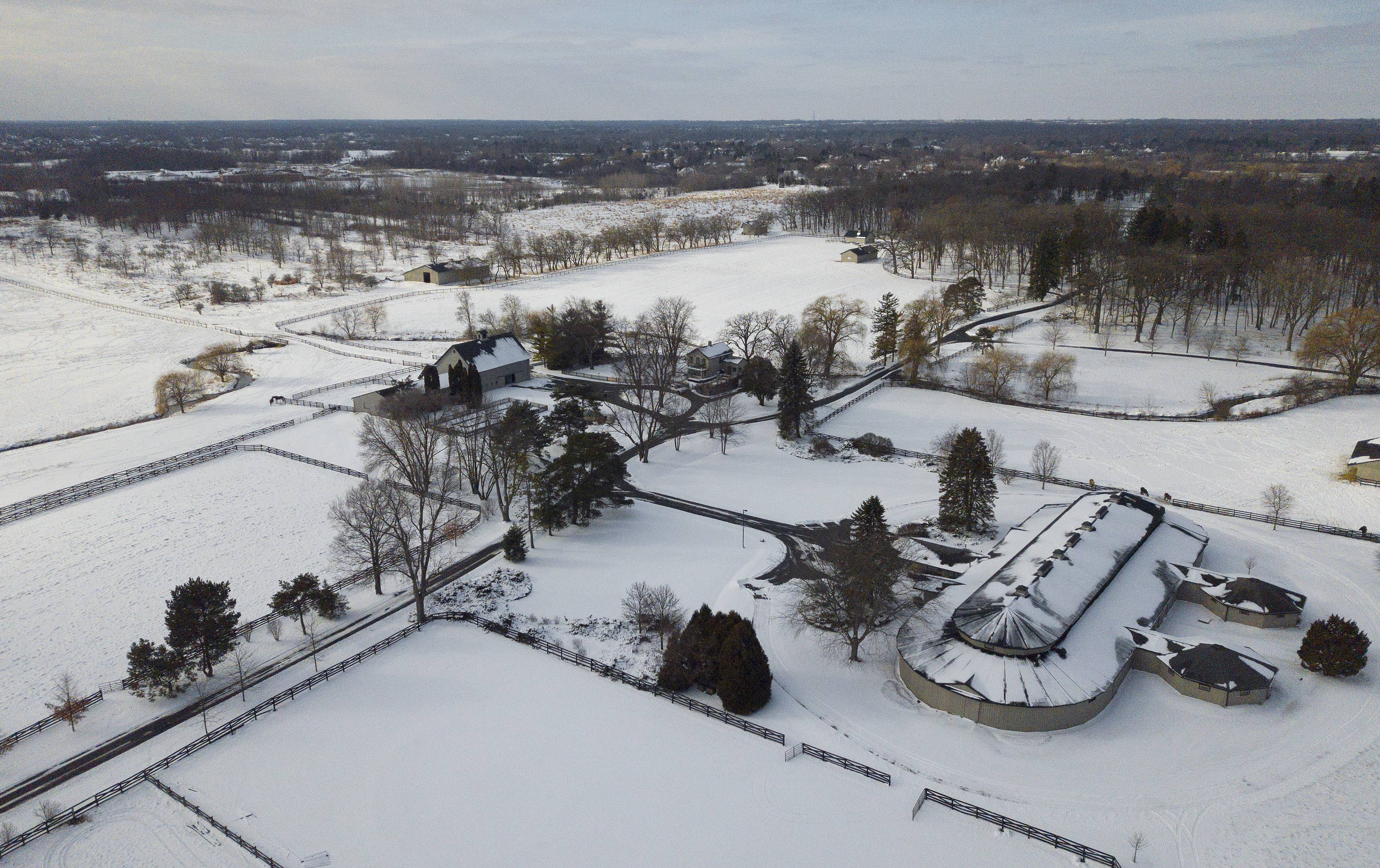 The owners of Windward Farm, which covers at least 200 acres in Long Grove, are questioning plans for a solar farm proposed on 3 acres of the bordering Woodlawn Middle School and Country Meadows Elementary School campus.