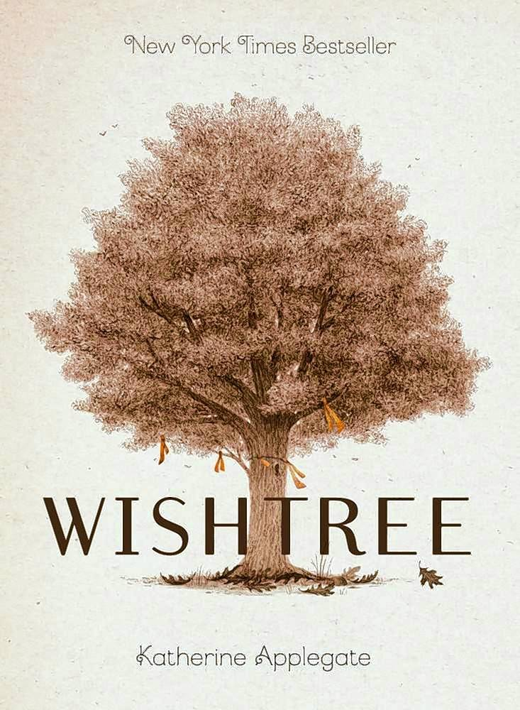 "Children's author Katherine Applegate's book ""Wishtree,"" written in reaction to the divisive discourse of the 2016 presidential election, is the subject of this year's Naperville Reads program. The program culminates with author events for students, teachers and the public on Jan. 29."