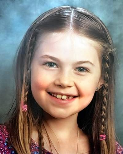 Authorities say Kayla Unbehaun, 11, of South Elgin, shown here, was abducted by her mother, Heather Unbehaun, in July 2017.