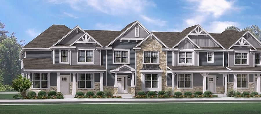 Buffalo Grove officials on Tuesday approved the final layout for the Link Crossing development, which will include 119 townhouses and 68 clustered single-family homes.