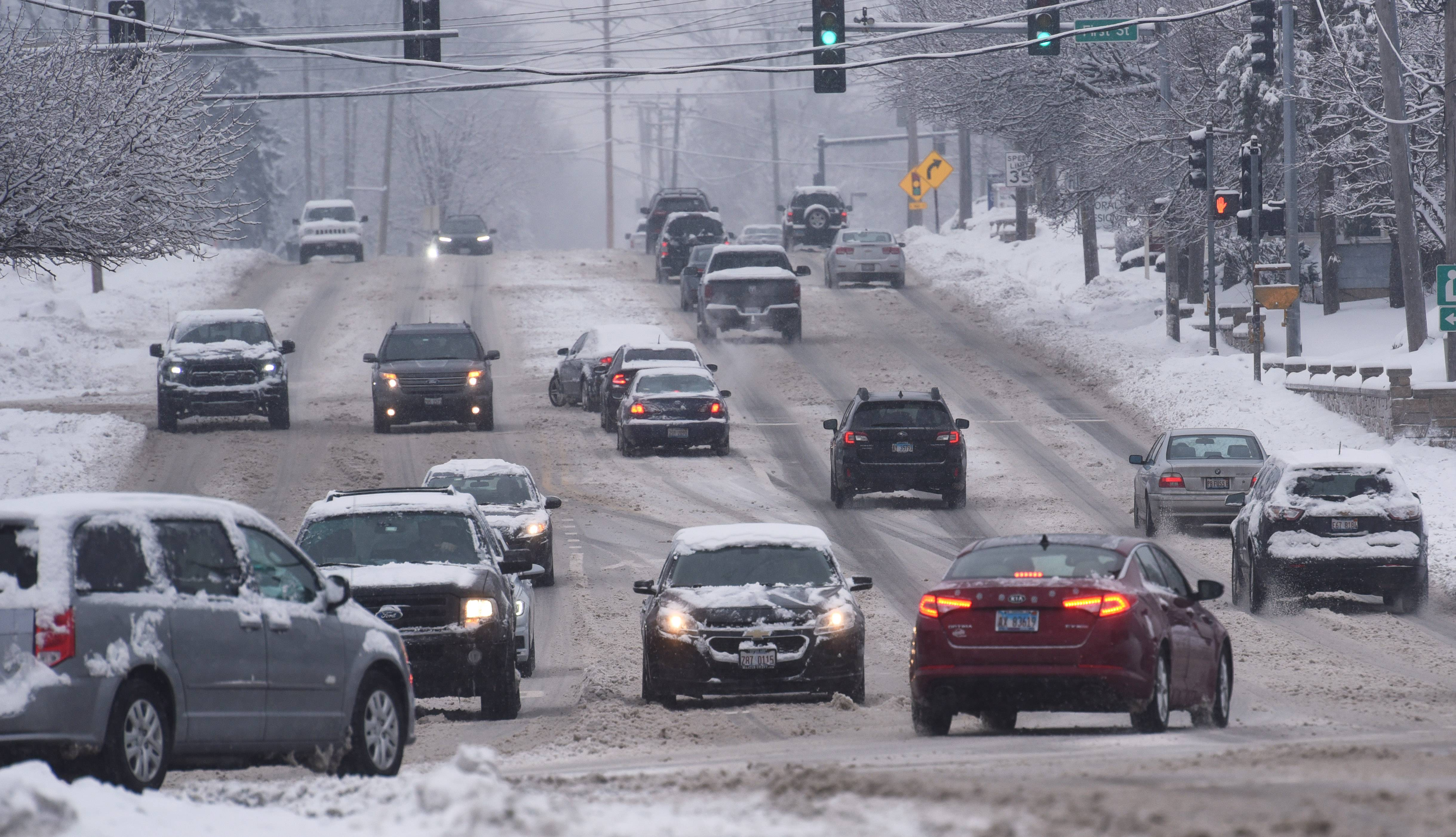 Do you really know how to drive in winter weather? Check out these tips