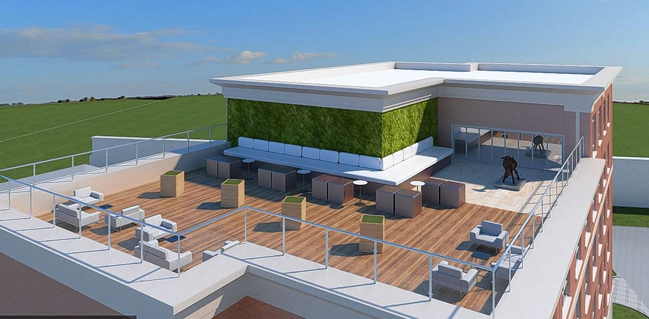 New 'Chez' Arlington Heights hotel to come with rooftop bar