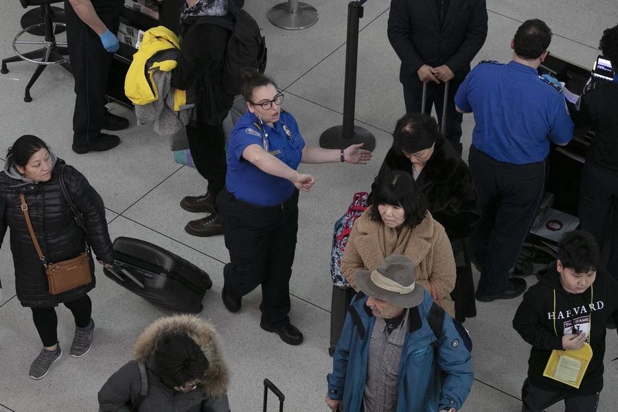 Staffing shortages on the East Coast that delayed air traffic around the nation might have been the last straw that forced an abrupt compromise to reopen government, U.S. Rep. Dan Lipinski said.