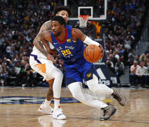 Denver Nuggets Malone: Nuggets Overcome Jokic Suspension To Beat Suns 132-95