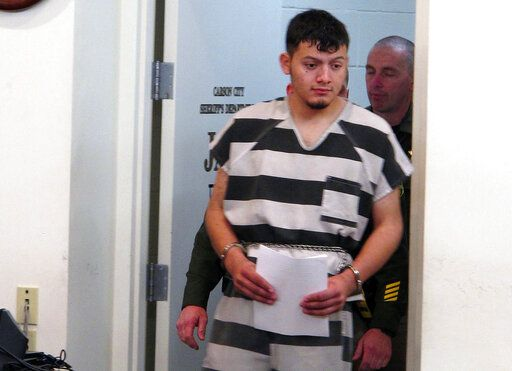 Salvadoran accused of 4 Nevada killings worked for 2 victims