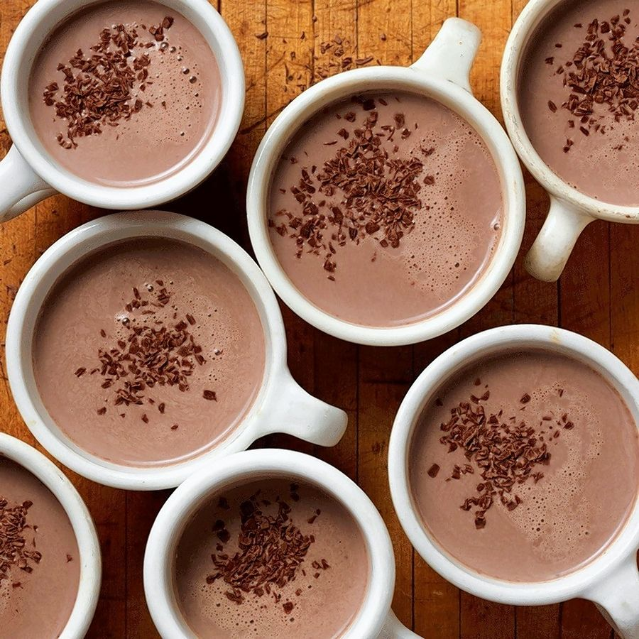 Warm up with hot chocolate during Long Grove's annual Cocoa Crawl on Saturday, Feb. 2.