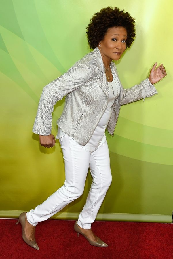 Comedian and actress Wanda Sykes performs standup at the Chicago Theatre on Friday, Feb. 1.