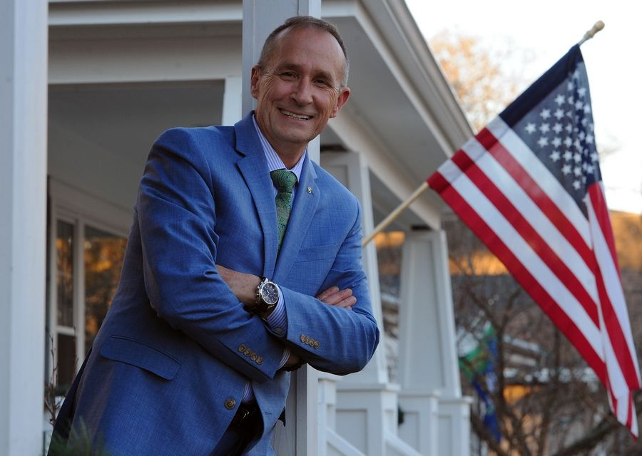 "Richard ""Rocky"" Caylor is running for Naperville mayor after friends encouraged him to get involved. This is the first run for elected office for Caylor, a 62-year-old logistics company owner whose business is based in Joliet."
