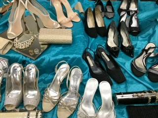 Donations of prom dresses, shoes and accessories are being accepted at the Batavia Public Library for CHIP IN, Batavia's  Prom Dress Giveaway.