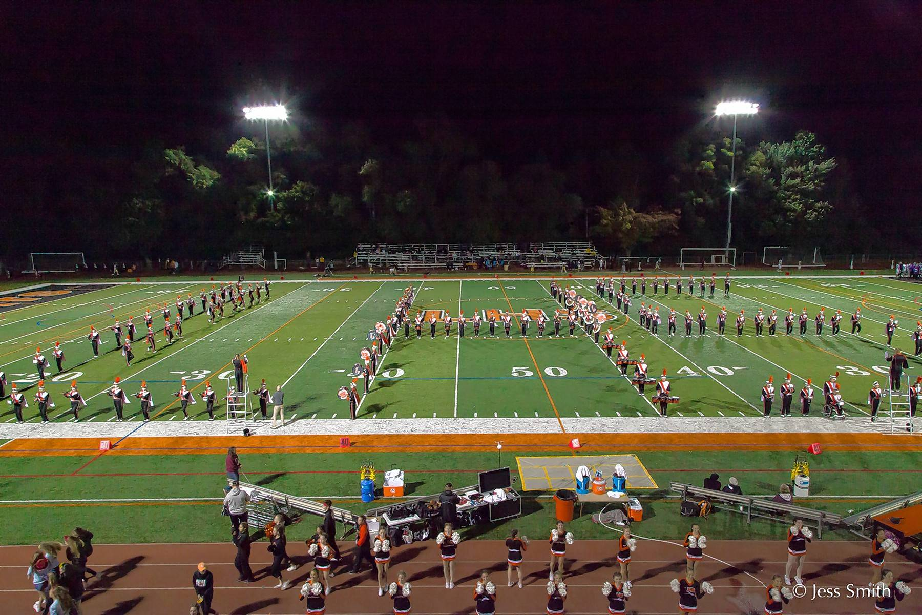 Libertyville High School marching band to play 2020 Outback Bowl
