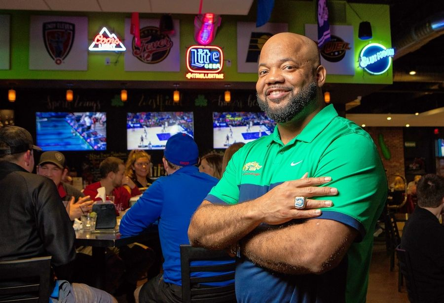 Stacked Pickle sports bar owner/CEO Gary Brackett is exploring opening a location in Elk Grove Village after watching the village-sponsored Makers Wanted Bahamas Bowl.