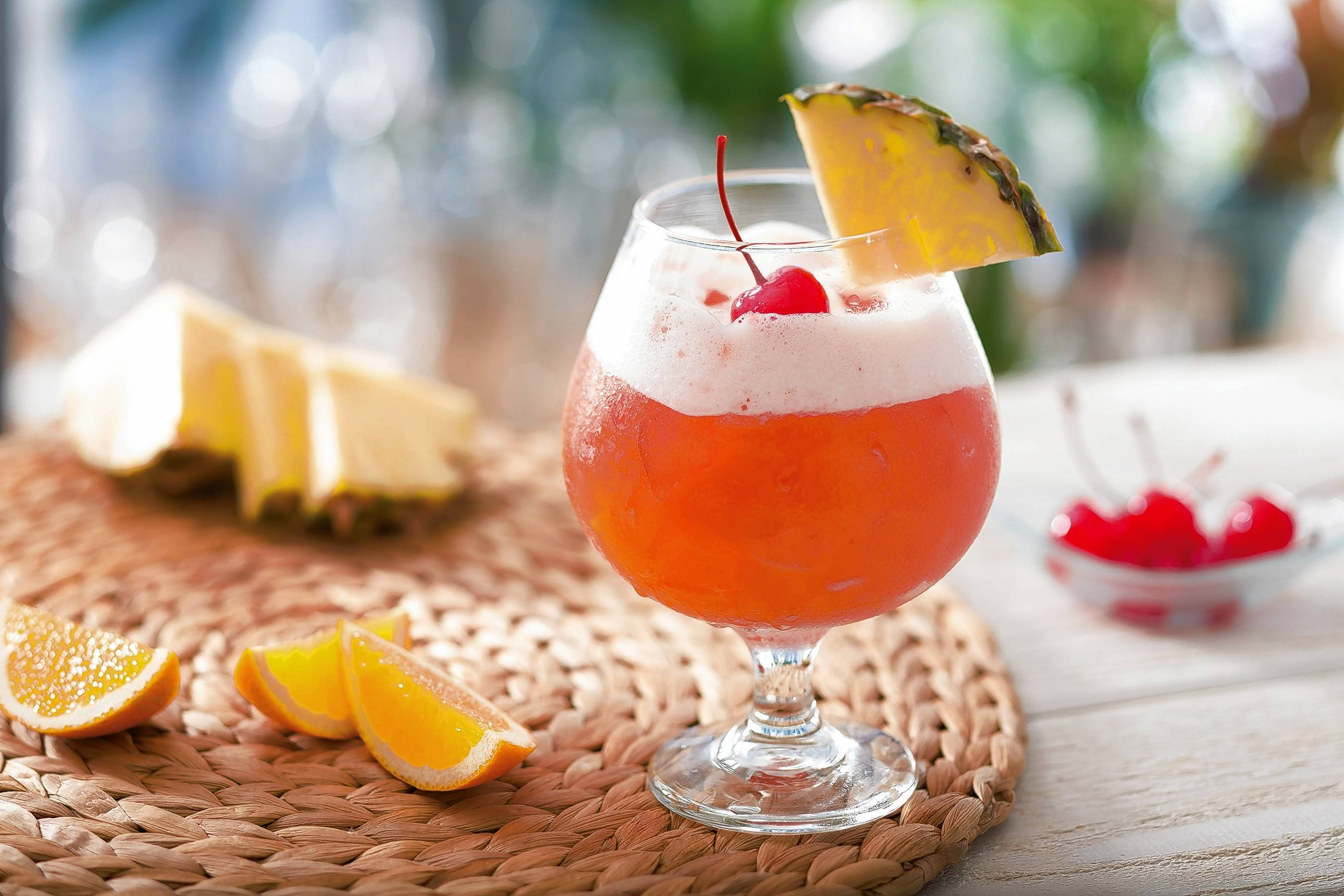 The Bahama Mama will be $5 during Bahama Breeze's Galentine's Day promotion Feb. 11-13.