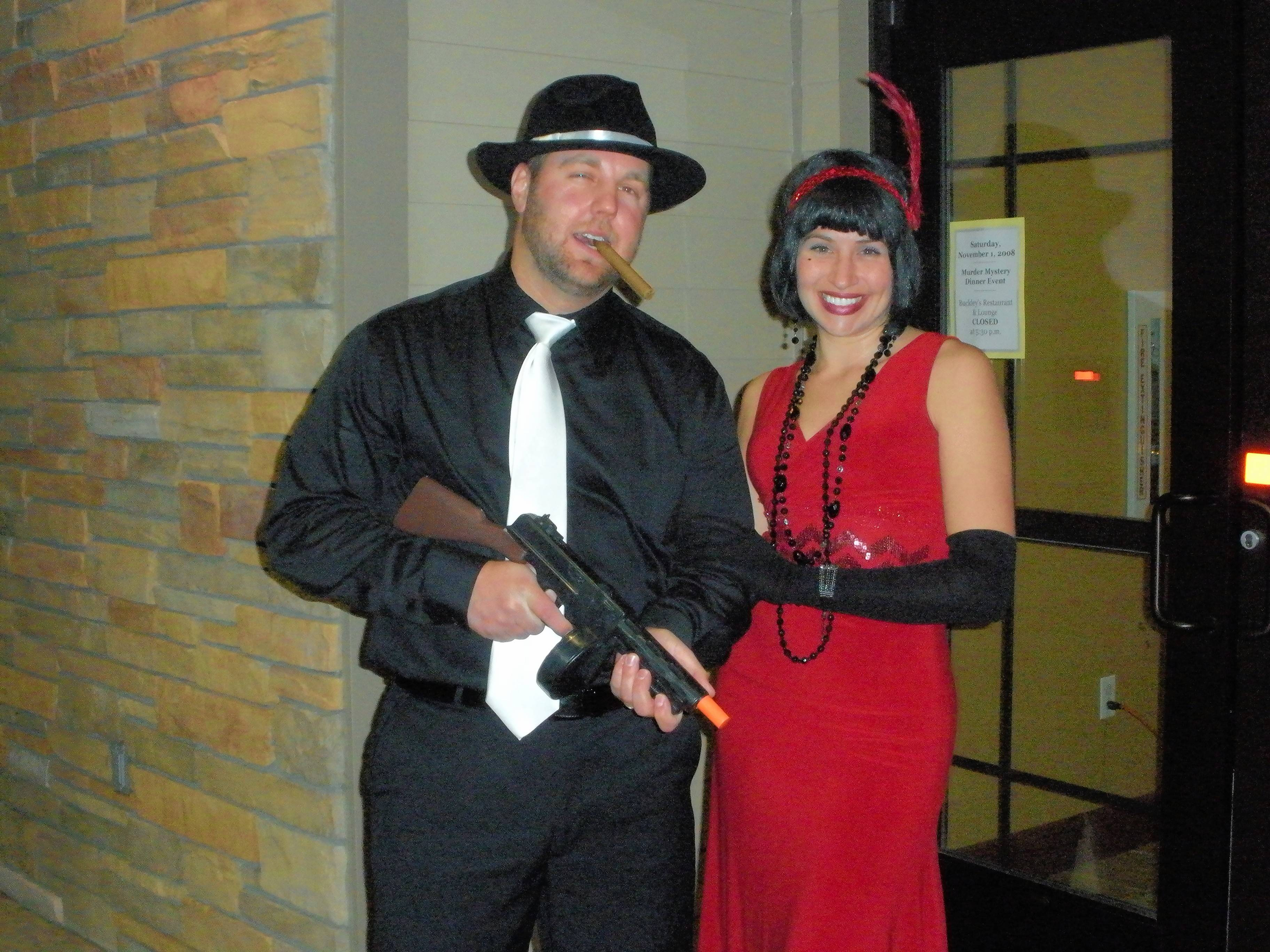 Improv Playhouse hosts an interactive Valentine Murder Mystery dinner show at Jimmy's Charhouse in Libertyville Saturday, Feb. 16.