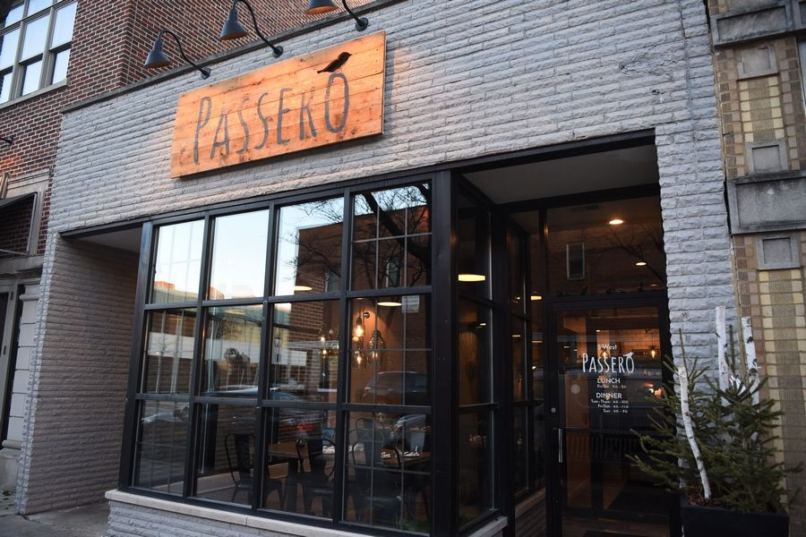 "Passero, a trattoria-inspired American restaurant in downtown Arlington Heights, will be featured on ""Check, Please!"" Friday on WTTW."