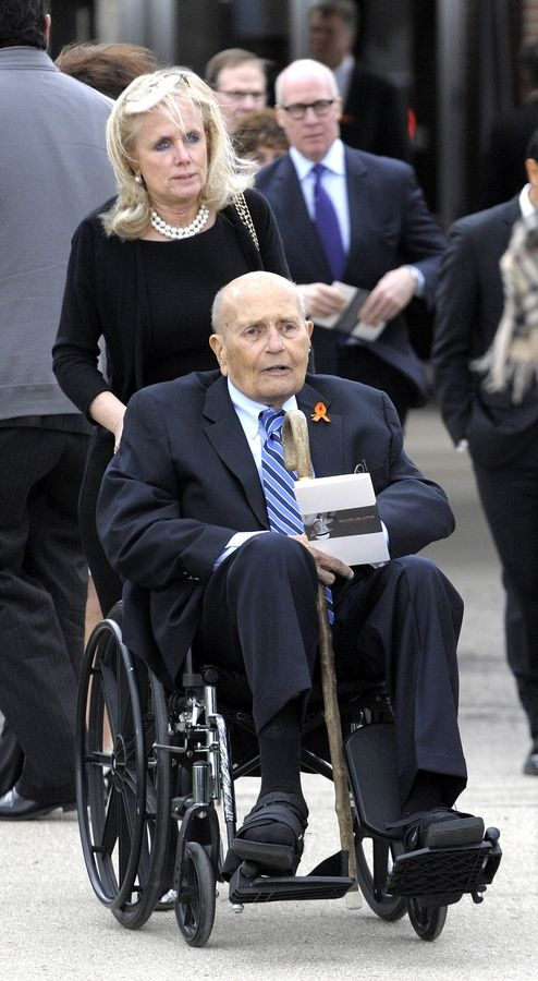92-year-old John Dingell dunked on celebrities, ridiculed Trump and