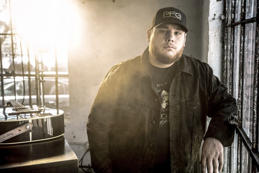 3c7c6b575332b How country singer Luke Combs took his own path and became Nashville s  fastest-rising star