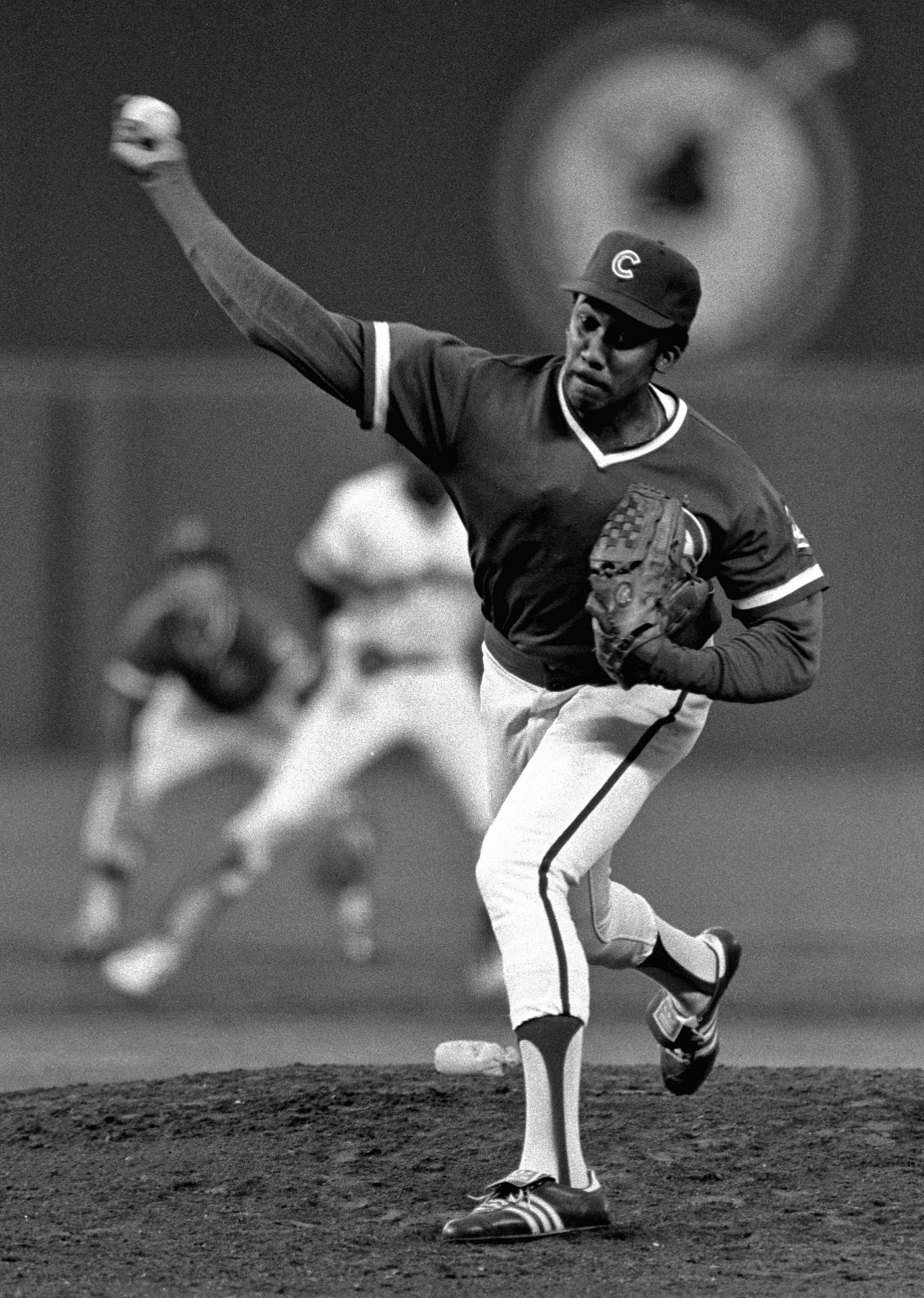 The easy delivery and pinpoint control of Chicago Cubs pitcher Fergie Jenkins earned him six straight years with 20 wins or more. Jenkins says he honed that control as a boy trying to throw lumps of coal through the open doors of moving train boxcars.