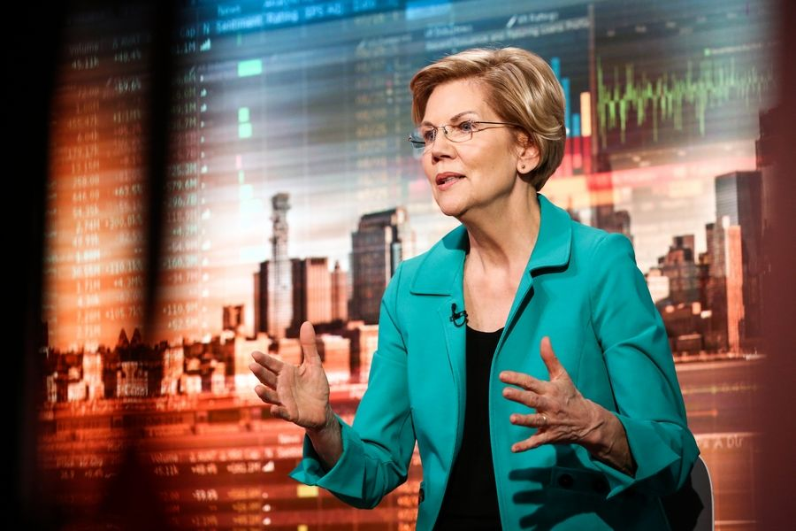 Sen. Elizabeth Warren, D-Mass., recently unveiled a proposal to tax high levels of wealth.