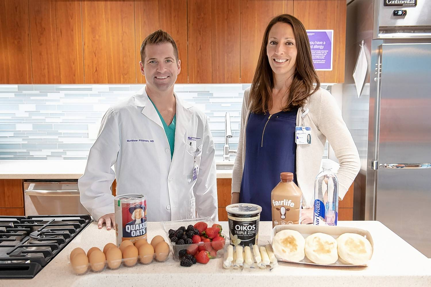 Dietitian Audra Wilson and medical director Dr. Matt Pittman of Northwestern Medicine Metabolic Health and Surgical Weight Loss Center at Delnor Hospital offer tips to avoid pitfalls that will ruin your efforts to lose weight.