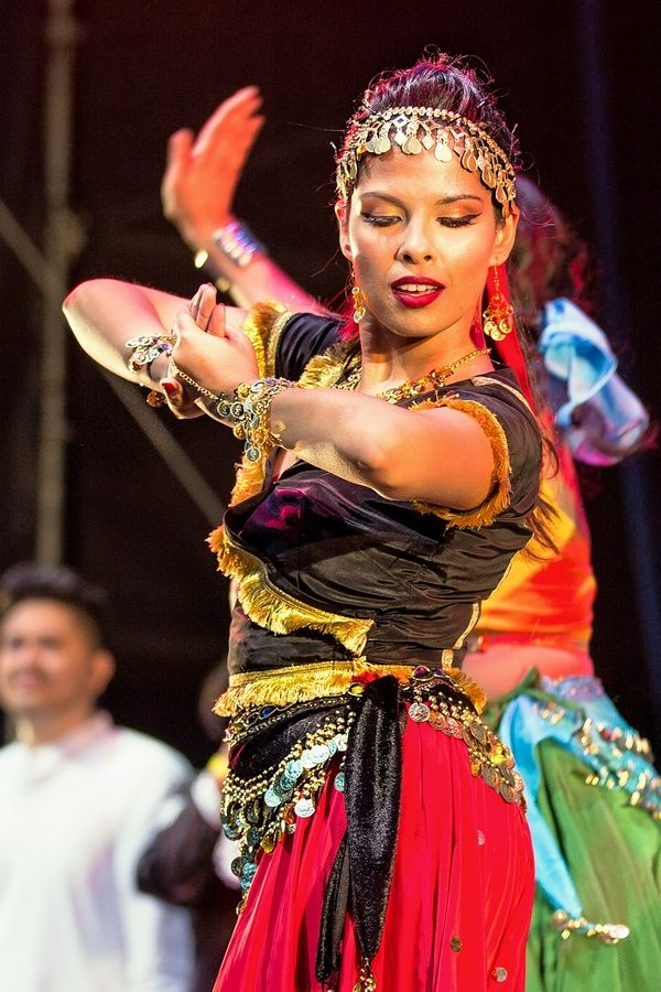 "The touring song and dance revue ""Bollywood Boulevard"" plays two shows at College of DuPage's McAninch Arts Center in Glen Ellyn."