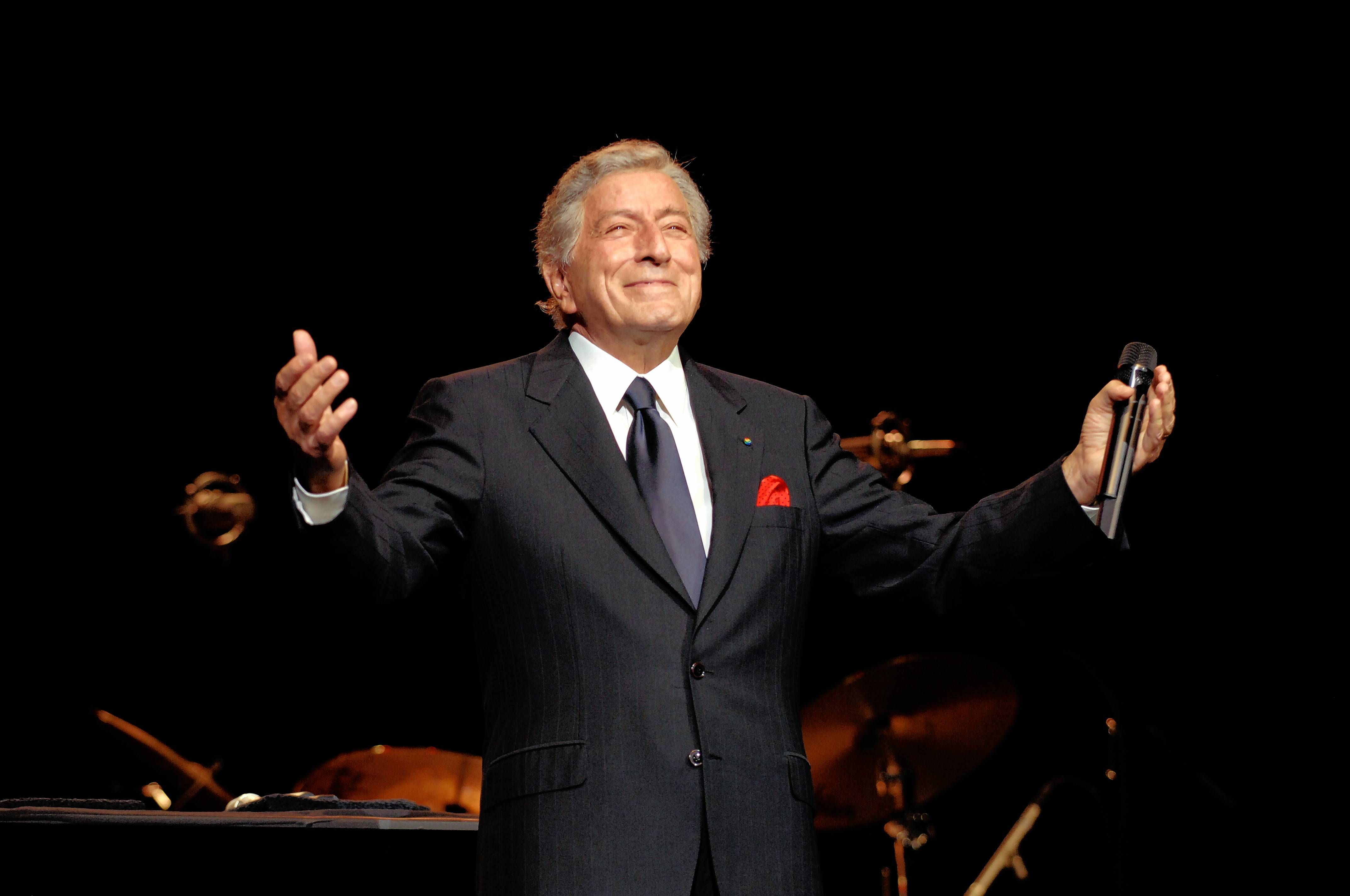 "Tony Bennett brings his ""I Left My Heart"" tour to the Rialto Square Theatre in Joliet Friday, May 10."
