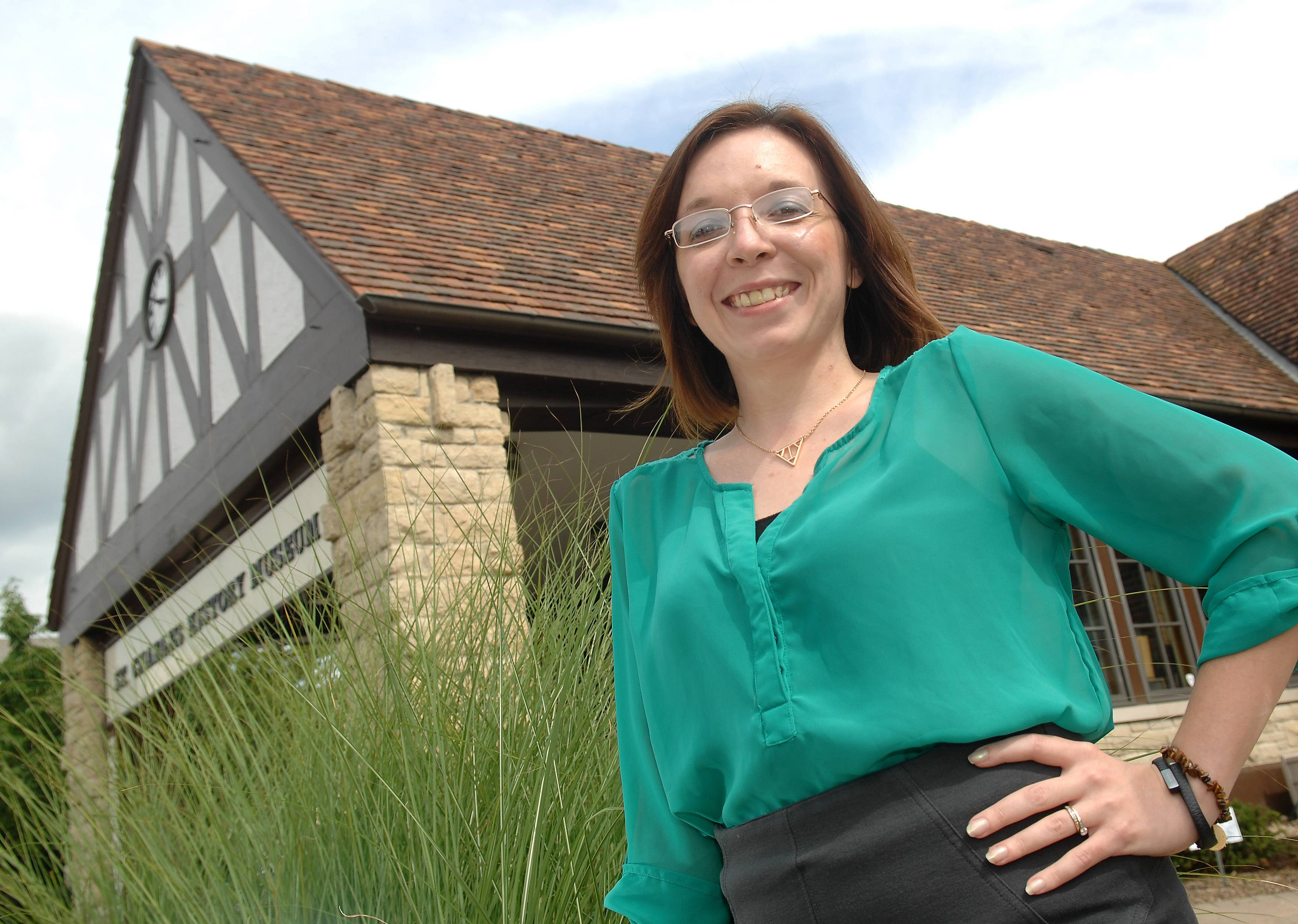 As the St. Charles History Museum expands its outreach efforts, Executive Director Alison Costanzo says it will seek resident feedback during a strategic planning process to refine its scope.