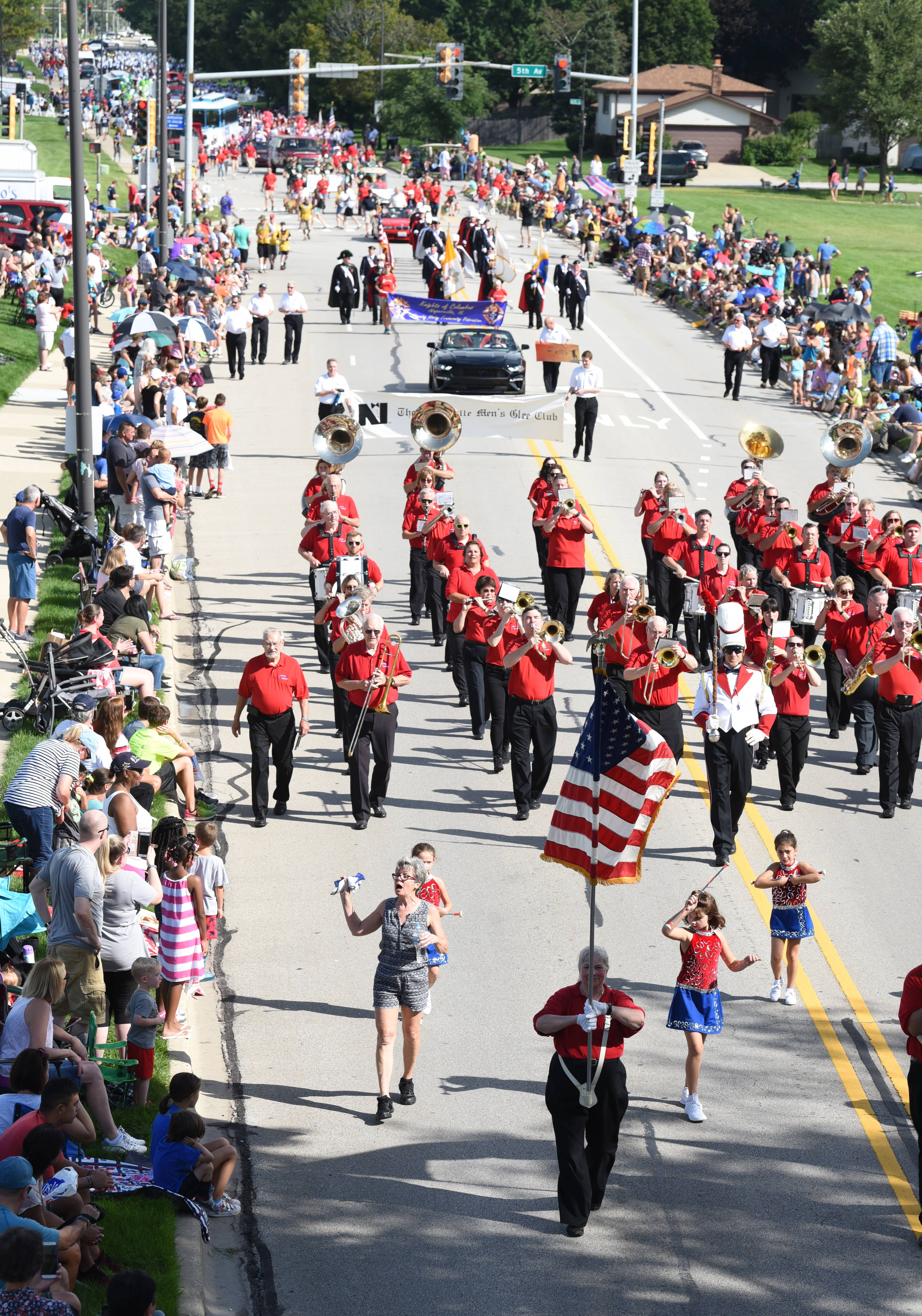 The Labor Day parade has been a part of the Last Fling tradition in Naperville since the event started in 1966. Now organizers with Naperville Jaycees are looking for ways to scale back their entertainment budget to ensure the event remains affordable for families and a good fundraiser for nonprofits in the area.