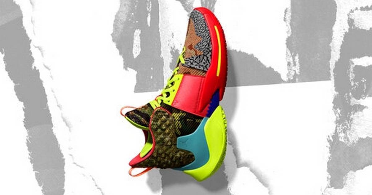 0e80015764c8 NBA Fashion  All-Stars break out specialty shoes for weekend