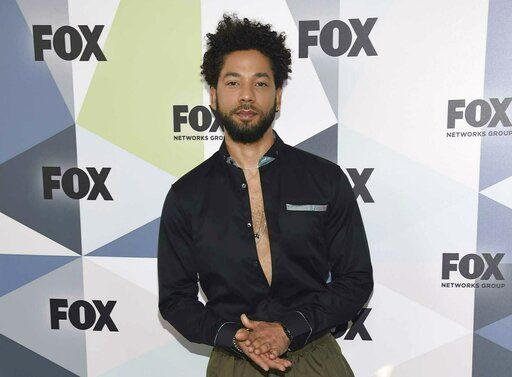 "FILE - In this May 14, 2018 file photo, Jussie Smollett, a cast member in the TV series ""Empire,"" attends the Fox Networks Group 2018 programming presentation afterparty in New York.  A historically black women's college in North Carolina that's one of two such institutions left in the U.S. is trying to raise $5 million to stave off losing accreditation. Bennett College has reported sizeable donations as it closes in on its Friday, Feb. 1, 2019  fundraising deadline, aided by supporters of Smollett.  He told police he was attacked in Chicago this week. Just days before, he had appeared on MSNBC alongside university president Phyllis Dawkins to raise awareness of the school's plight.  (Photo by Evan Agostini/Invision/AP, File)"