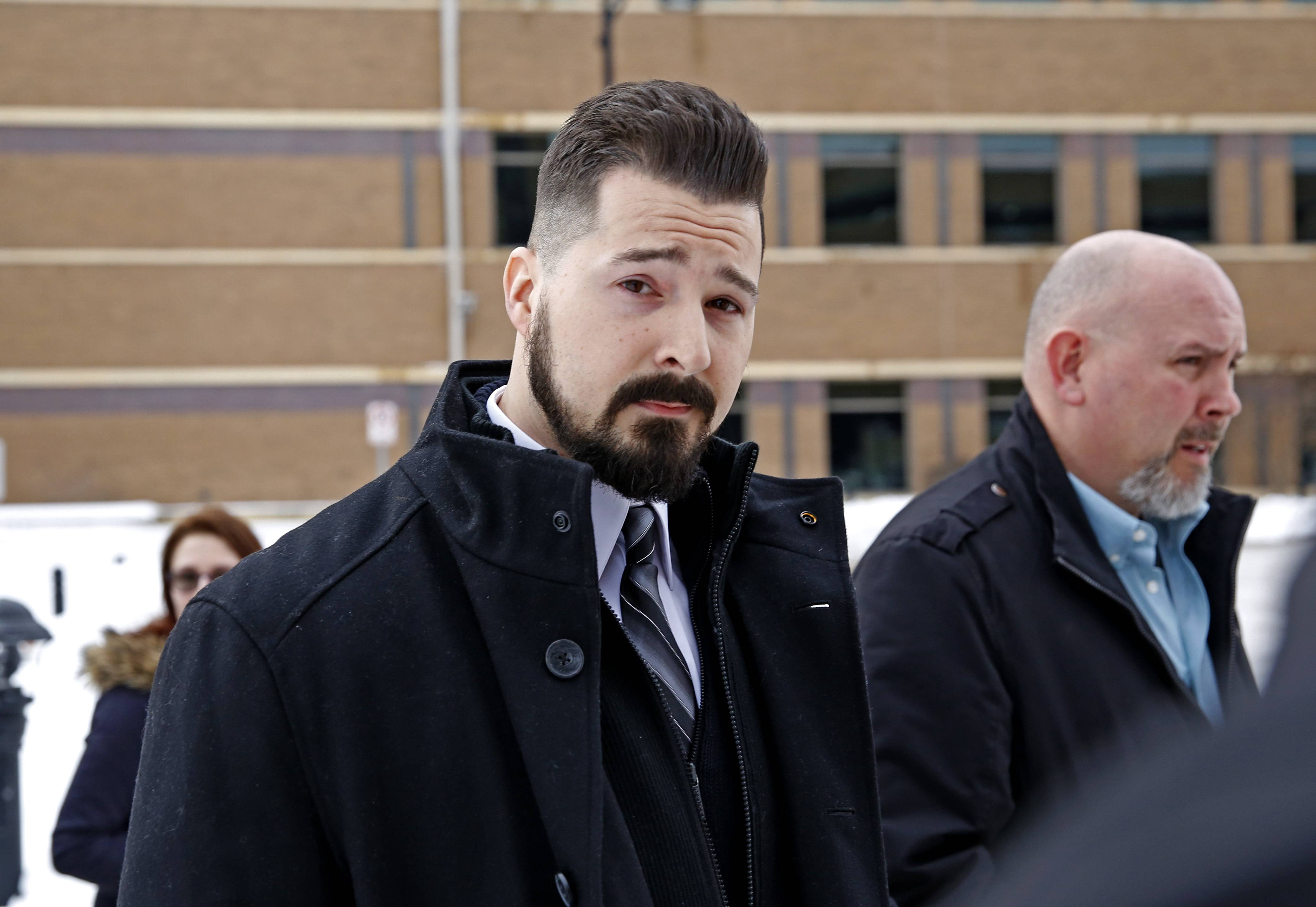 DuPage judge will not expunge record of former Schaumburg cop
