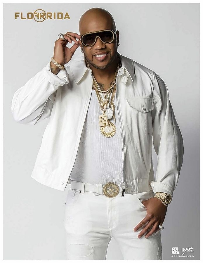 Rapper Flo Rida is set to be the July 4 headliner at the Exchange Club of Naperville's Ribfest celebration in Knoch Park.
