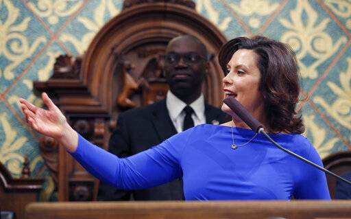 Michigan Governor Blasts Tv Story About Her Appearance