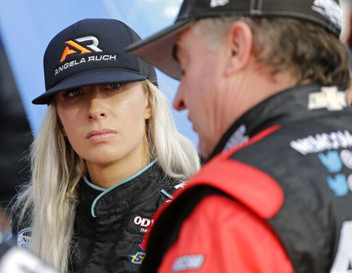 daytona 500 female drivers 2018