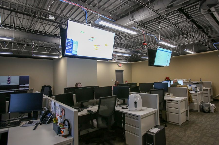 Pulse Technology will move its headquarters from Carol Stream to a larger facility in Schaumburg this summer.