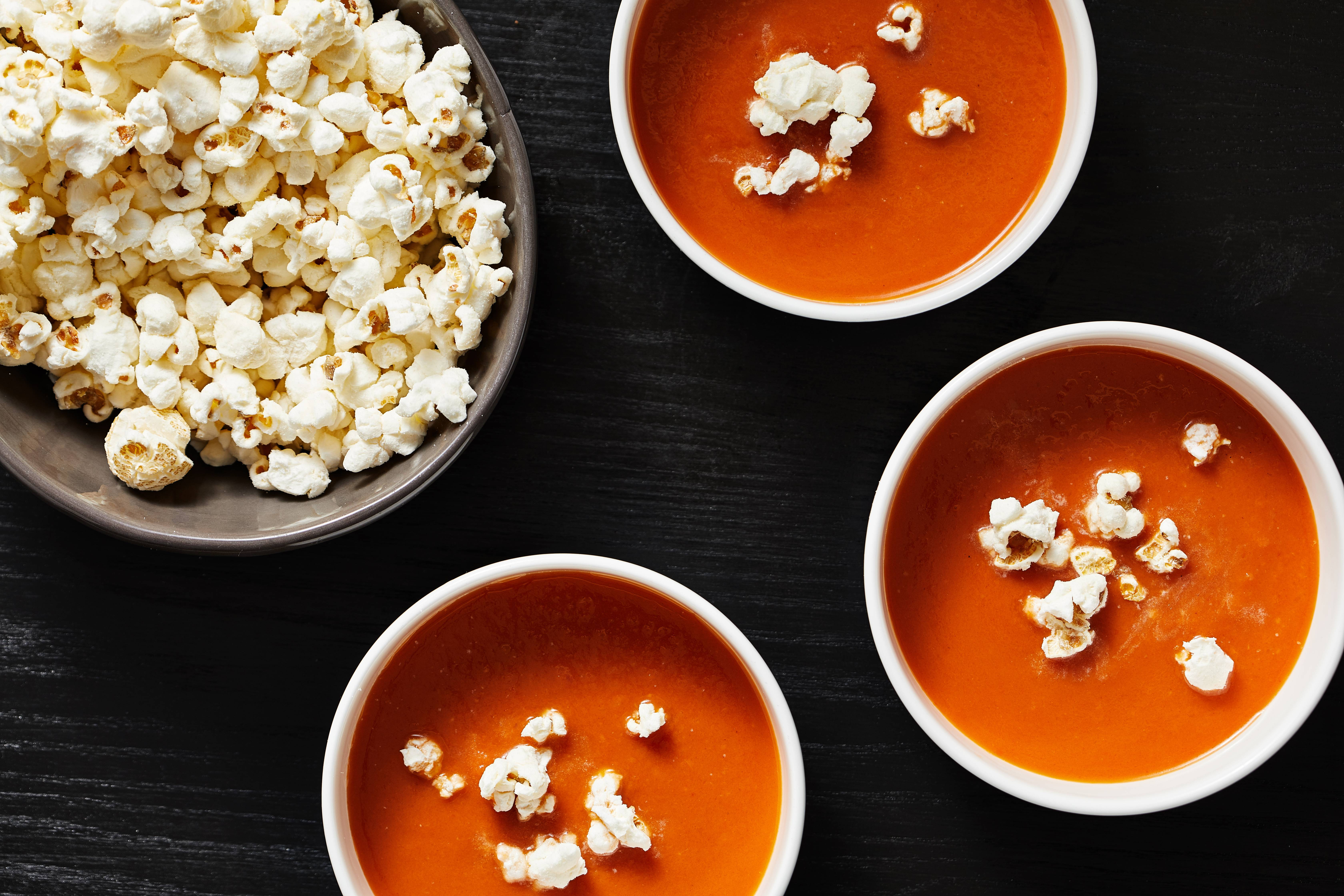 Nourish: Make a quick, comforting tomato soup full of pantry staples