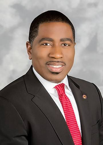 State Rep. Marcus Evans, Democrat, Chicago