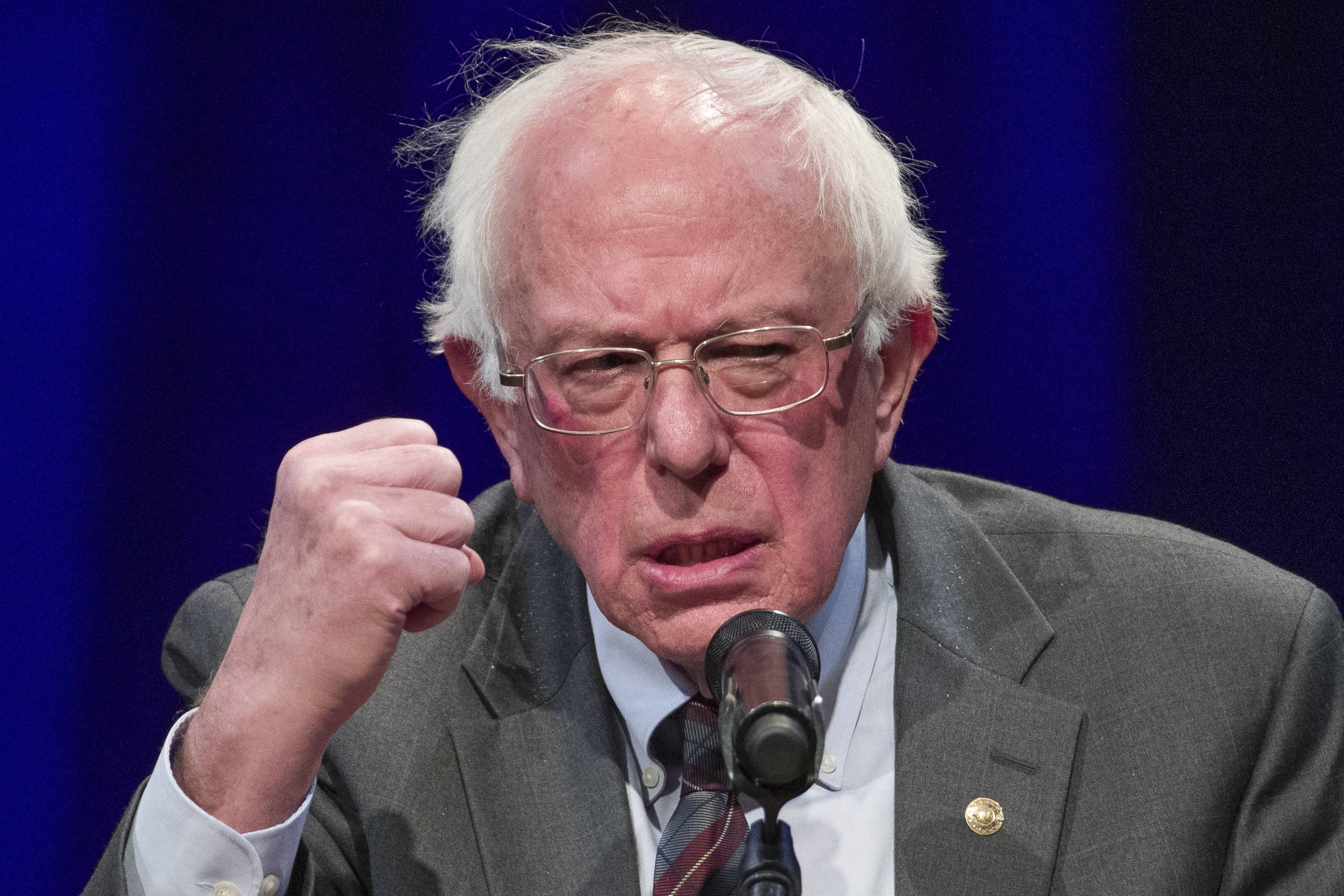 Sen. Bernie Sanders, whose insurgent 2016 presidential campaign reshaped Democratic politics, announced Tuesday that he is running for president in 2020.
