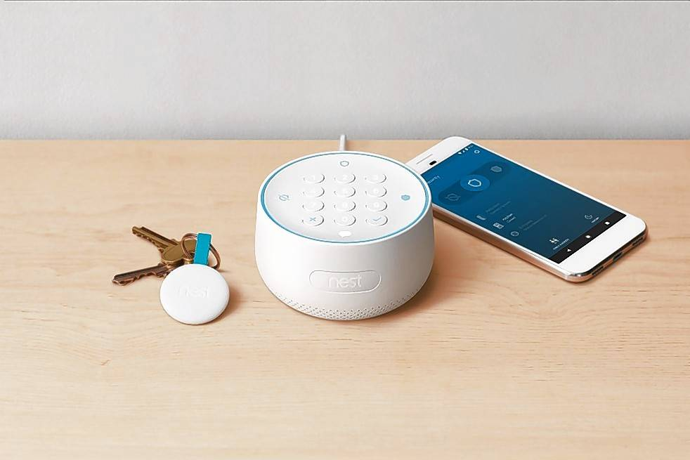 The Nest Secure alarm system. Customers were caught off guard in early February when Google announced its home security system, Nest Secure, would be able to act as an AI-powered Google Assistant after a recent update. Until then, customers weren't aware that Nest Secure had a microphone at all.