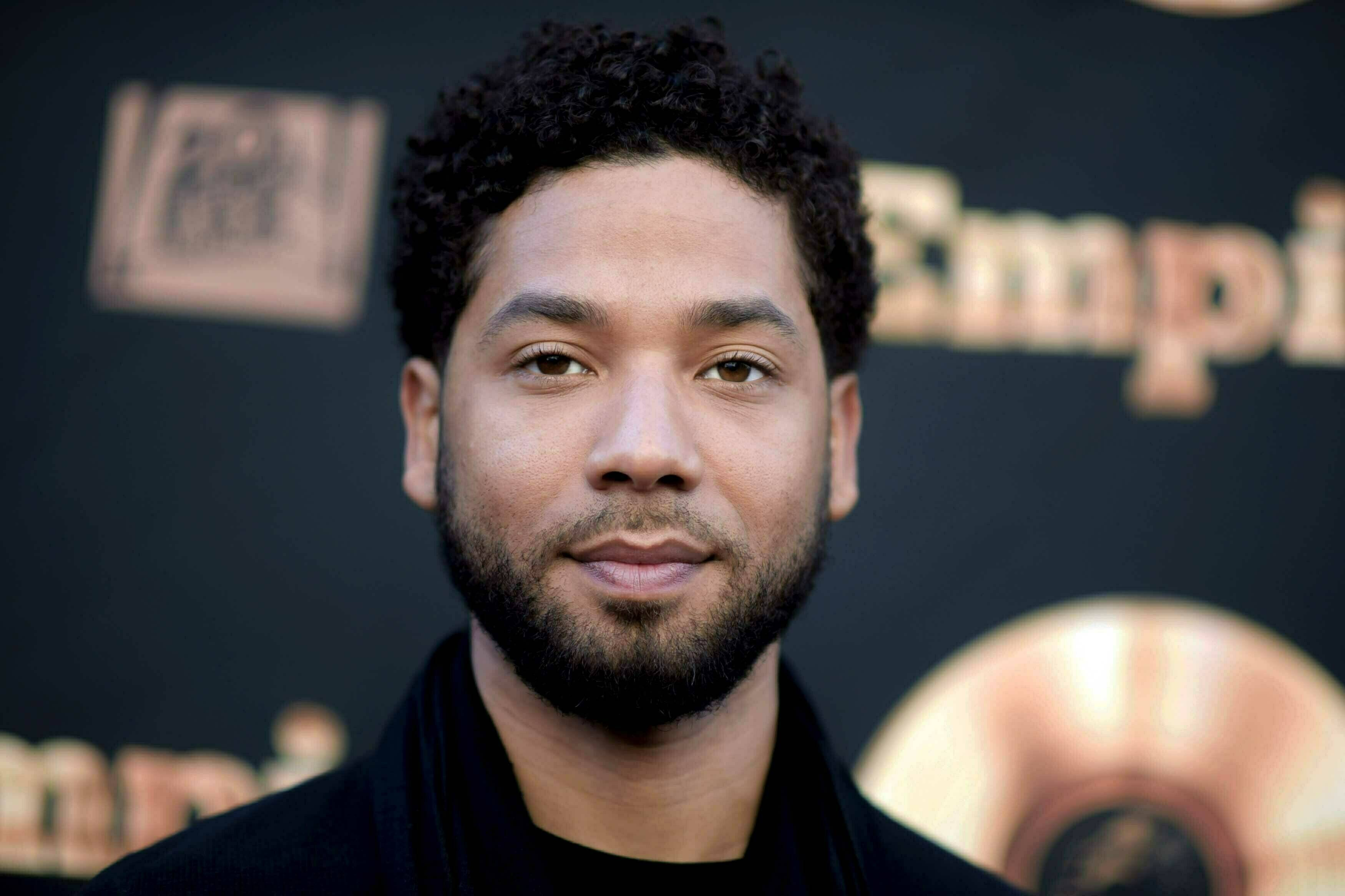 "In this May 20, 2016 file photo, actor and singer Jussie Smollett attends the ""Empire"" FYC Event in Los Angeles. Chicago police said Sunday, Feb. 17, 2019, they're still seeking a follow-up interview with Smollett after receiving new information that ""shifted"" their investigation of a reported attack on the ""Empire"" actor."