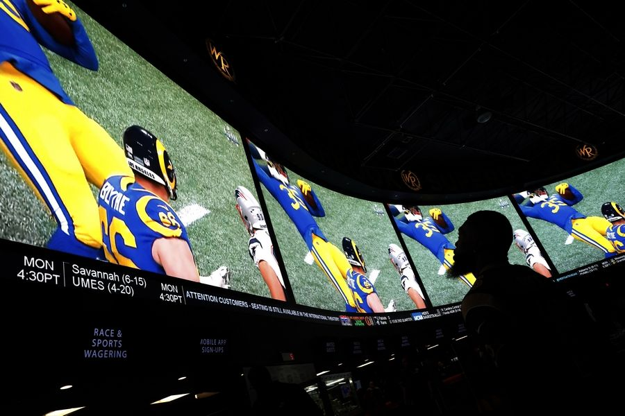 How state lawmakers are placing their bets on sports