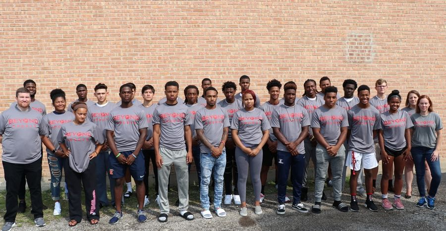 Beyond Sports Foundation Class of 2019 Well-Represented on
