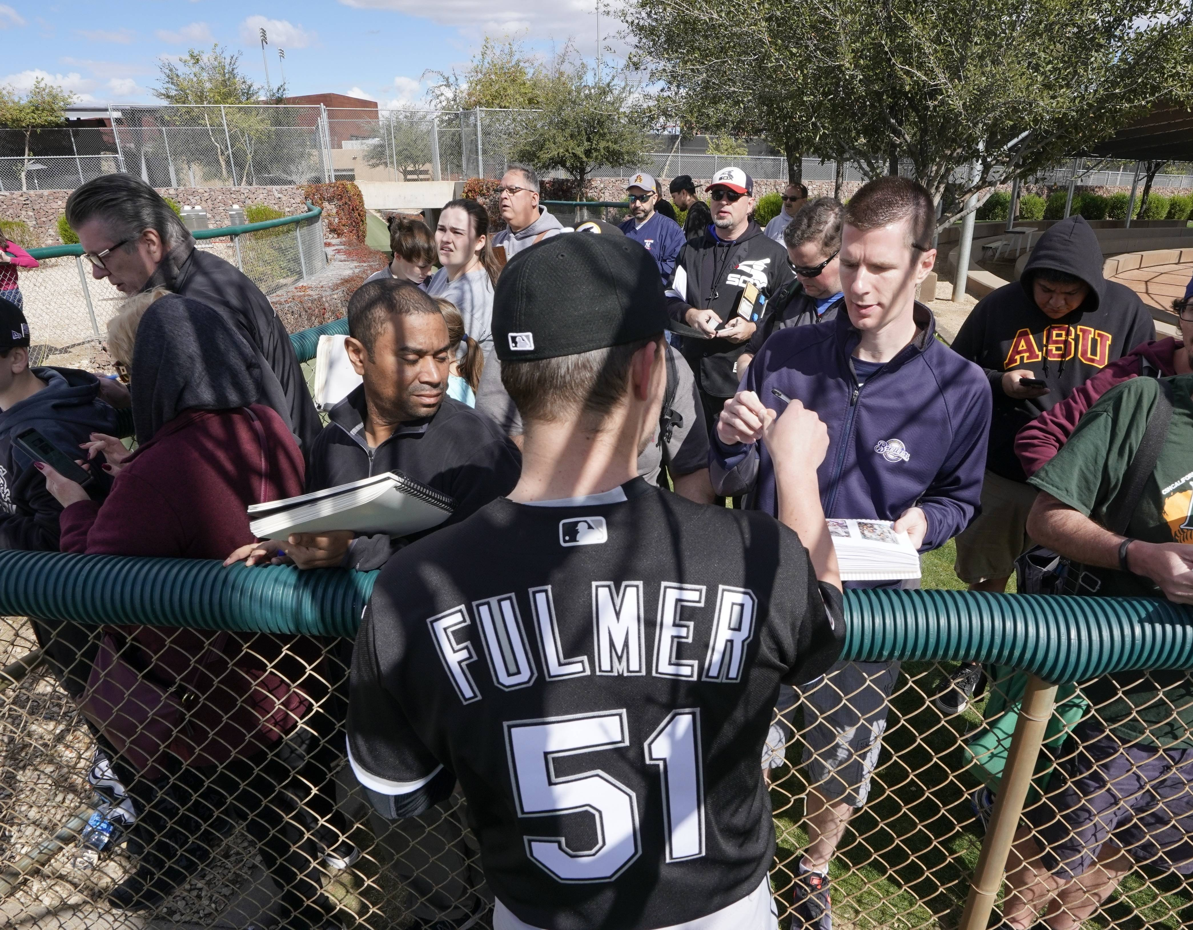 Chicago White Sox's Fulmer seeing 'massive results' after off-season of physical, mental training