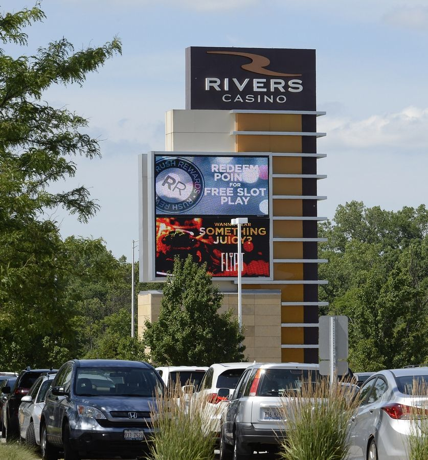 An Illinois agency as soon as this week may consider approval of Churchill Downs Inc.'s proposed deal for majority ownership in Rivers Casino in Des Plaines, with sports betting cited as a reason the Louisville-based company wants to expand its Chicago-area presence beyond Arlington Park Racecourse.