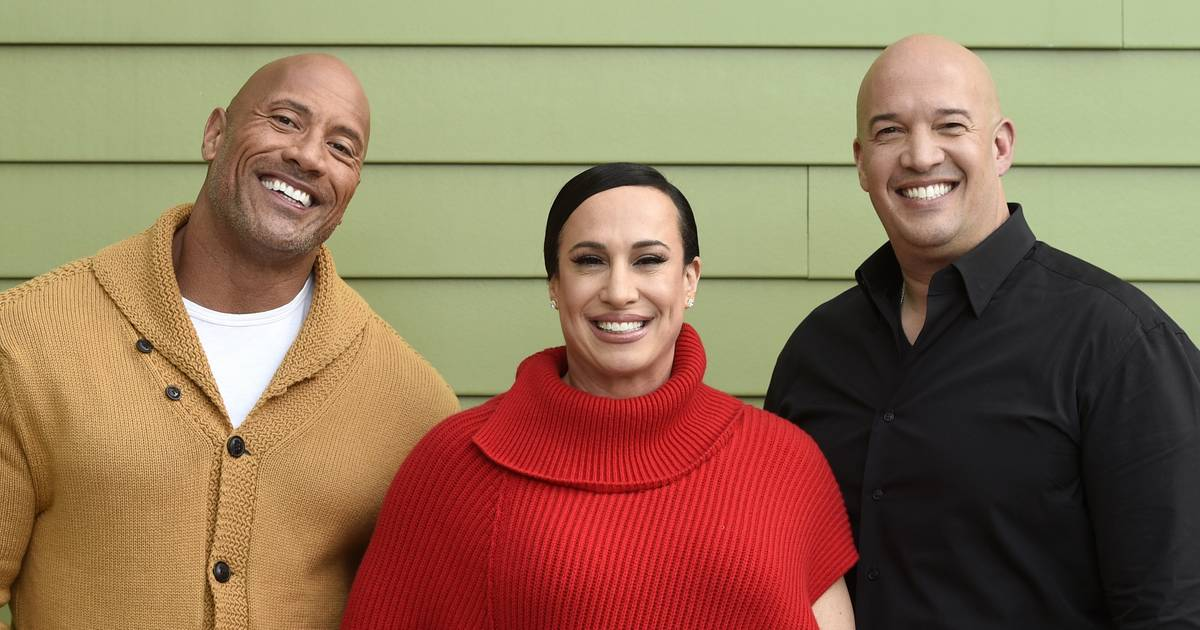 Dwayne Johnson Goes Indie With Fighting With My Family