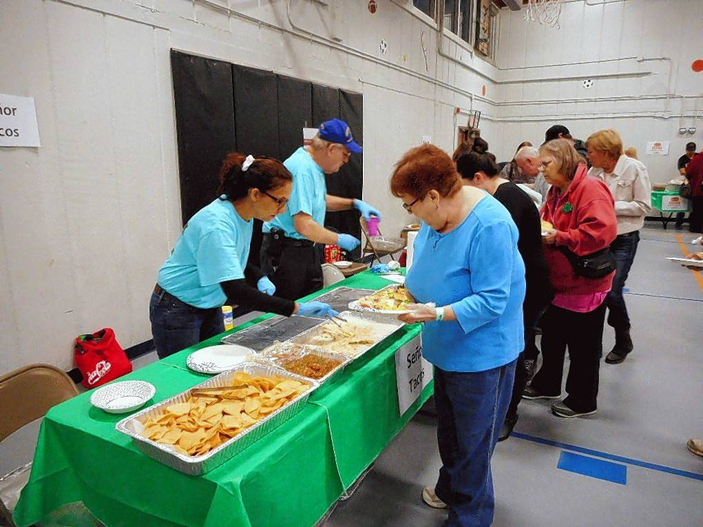 "Taste the Town, Rolling Meadows' indoor version of a ""taste"" festival, will feature food samples from 15 local eateries."